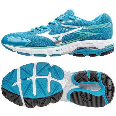Mizuno Wave Connect 2 Ladies Running Shoes AW15