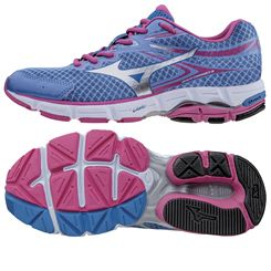 Mizuno Wave Connect 2 Ladies Running Shoes SS14