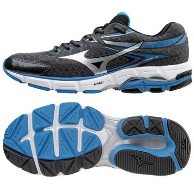 Mizuno Wave Connect 2 Mens Running Shoes AW15