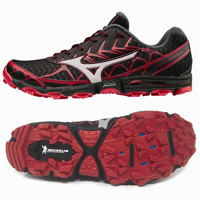Mizuno Wave Hayate 4 Mens Running Shoes