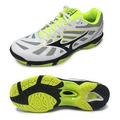 Mizuno Wave Hurricane 3 Mens Indoor Court Shoes