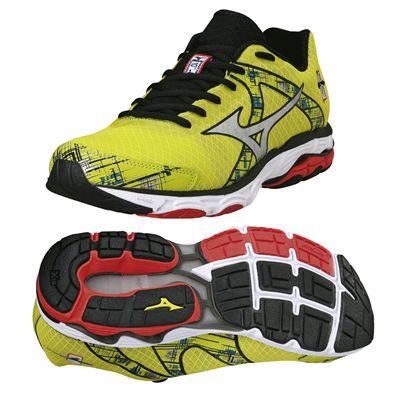 Mizuno Wave Inspire 10 Mens Running Shoes 2014 -