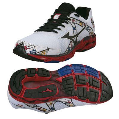 Mizuno Wave Inspire 10 Mens Running Shoes