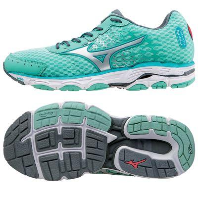 Mizuno Wave Inspire 11 Ladies Running Shoes - Main Image