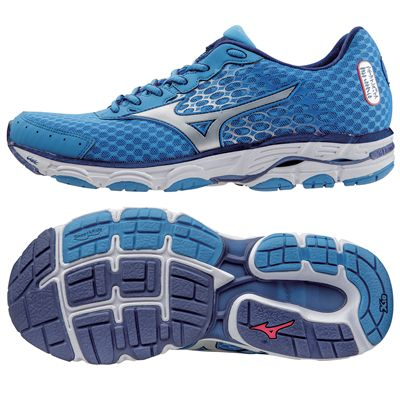 Mizuno Wave Inspire 11 Mens Running Shoes