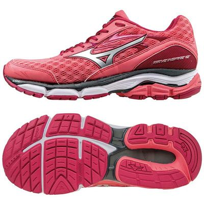 Mizuno Wave Inspire 12 Ladies Running Shoes
