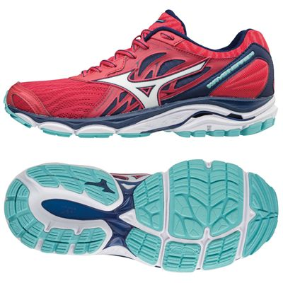 Mizuno Wave Inspire 14 Ladies Running Shoes AW18
