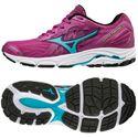 Mizuno Wave Inspire 14 Ladies Running Shoes - Pink