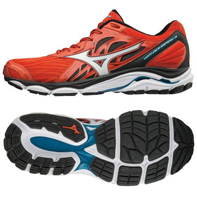 Mizuno Wave Inspire 14 Mens Running Shoes AW18