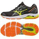 Mizuno Wave Inspire 14 Mens Running Shoes - Black