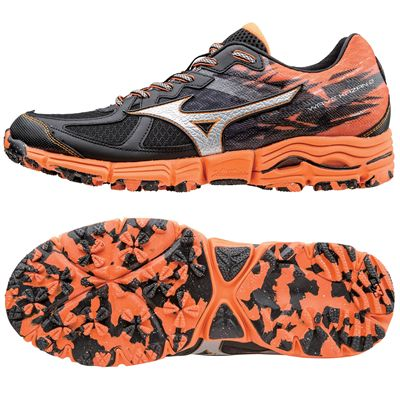 Mizuno Wave Kazan 2 Mens Running Shoes
