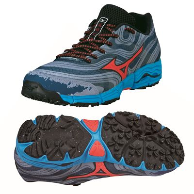 Mizuno Wave Kazan Mens Running Shoes
