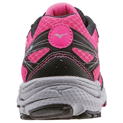 Mizuno Wave Kien 2 Ladies Running Shoes - Back View