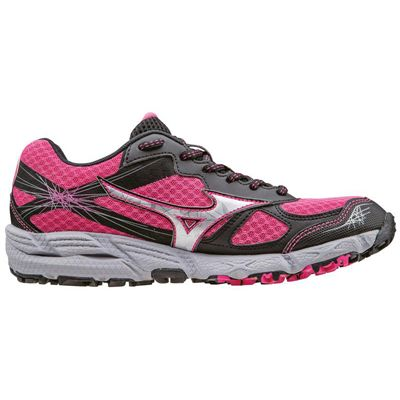 Mizuno Wave Kien 2 Ladies Running Shoes - Side View
