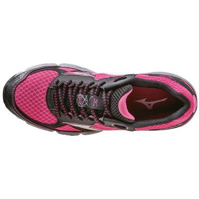 Mizuno Wave Kien 2 Ladies Running Shoes - Top View