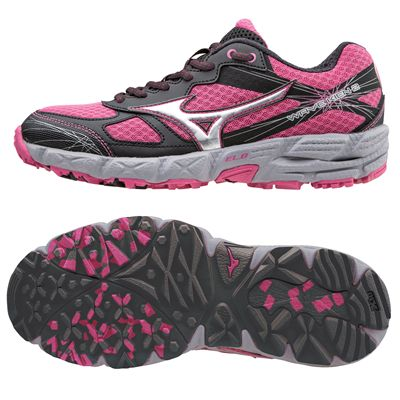 Mizuno Wave Kien 2 Ladies Running Shoes