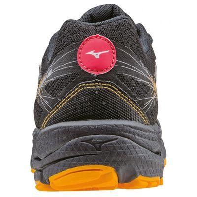 Mizuno Wave Kien 2 Mens Running Shoes - Back View