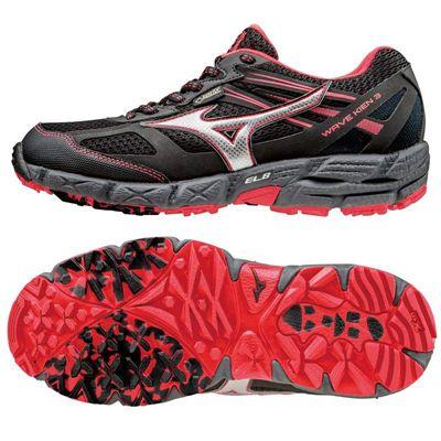 Mizuno Wave Kien 3 G-TX Ladies Running Shoes