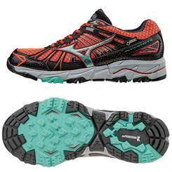 Mizuno Wave Mujin 3 G-TX Ladies Running Shoes