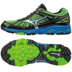 Mizuno Wave Mujin 3 G-TX Mens Running Shoes