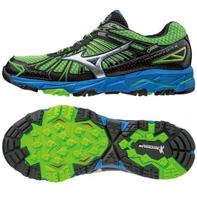 Mizuno Wave Mujin 3 G-TX Mens Running Shoes