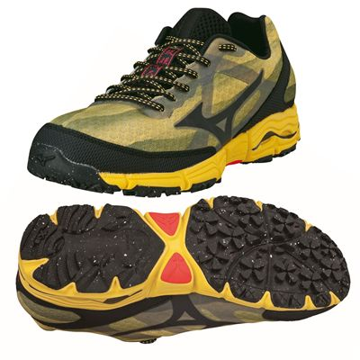 Mizuno Wave Mujin Mens Running Shoes