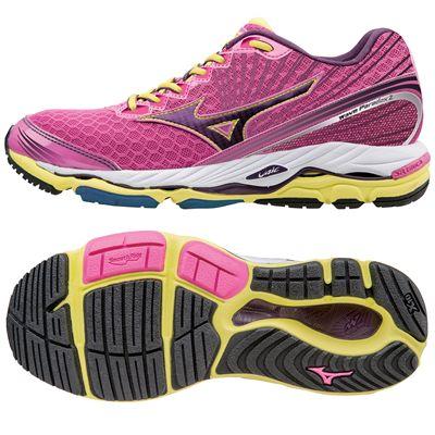 Mizuno Wave Paradox 2 Ladies Running Shoes