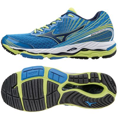 Mizuno Wave Paradox 2 Mens Running Shoes