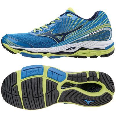 Mizuno Wave Paradox 2 Mens Running Shoes