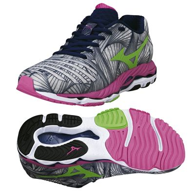 Mizuno Wave Paradox Ladies Running Shoes 2014