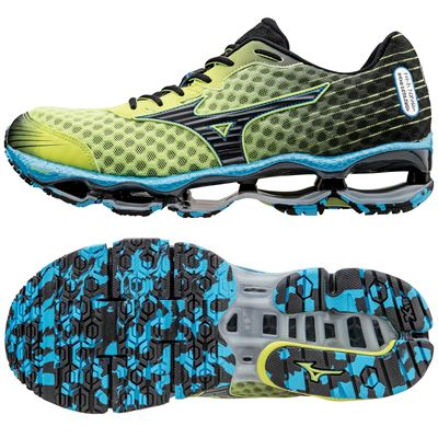 Mizuno Wave Prophecy 4 Mens Running Shoes AW15