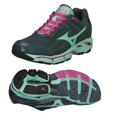 Mizuno Wave Resolute 2 Ladies Running Shoes