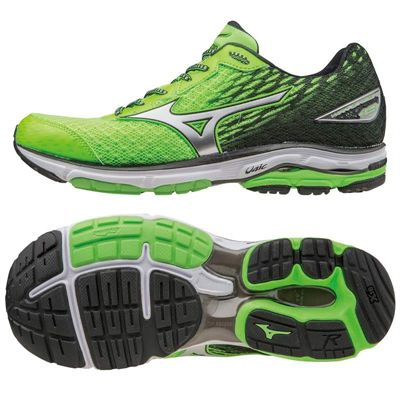 separation shoes 9211c 5186c Mizuno Wave Rider 19 Mens Running Shoes - Sweatband.com