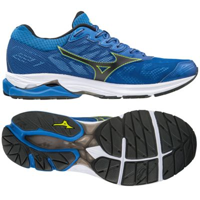 Mizuno Wave Rider 21 Mens Running Shoes - Blue