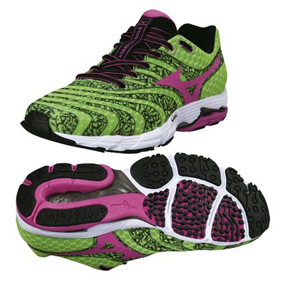 Mizuno Wave Sayonara 2 Ladies Running Shoes