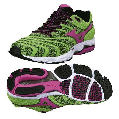 Mizuno Wave Sayonara 2 Ladies Running Shoes