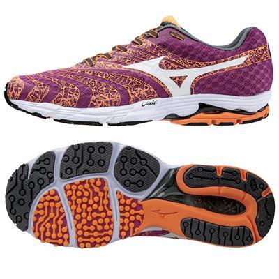 Mizuno Wave Sayonara 2 Ladies Running Shoes SS15