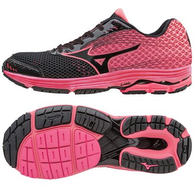 Mizuno Wave Sayonara 3 Ladies Running Shoes