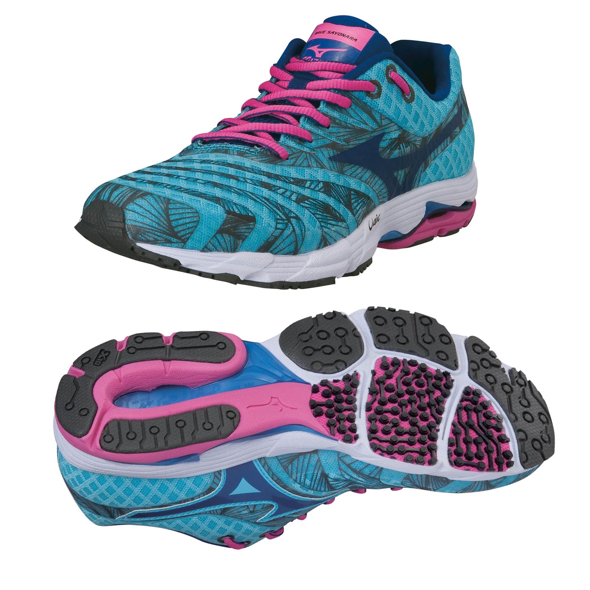 Mizuno Sayonara Running Shoes Review