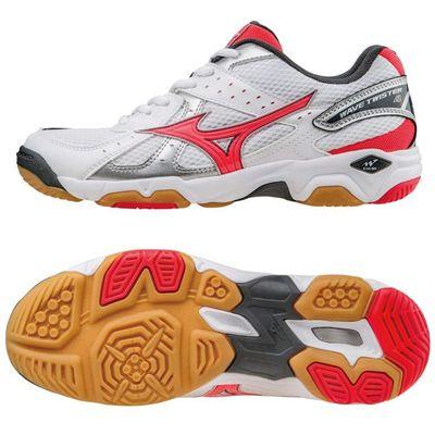 Mizuno Wave Twister 4 Ladies Indoor Court Shoes AW16