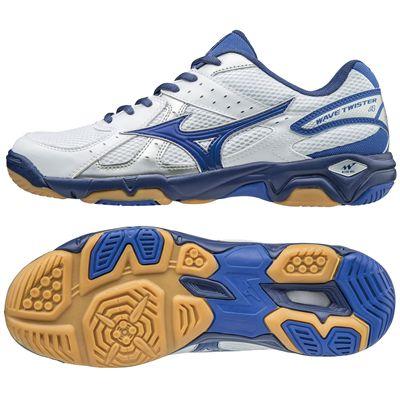 Mizuno Wave Twister 4 Mens Indoor Court Shoes AW16