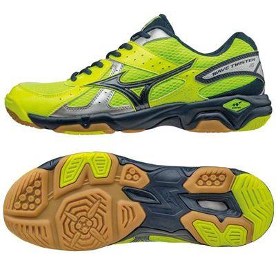 Mizuno Wave Twister 4 Mens Indoor Court Shoes