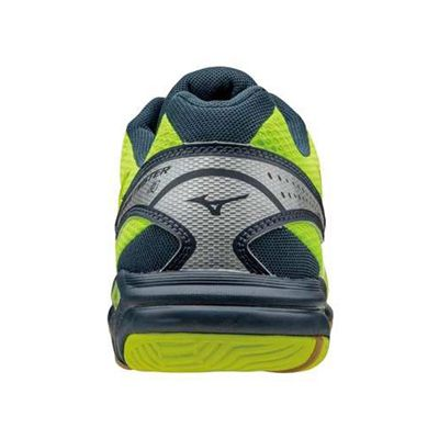 Mizuno Wave Twister 4 Mens Indoor Court Shoes Back View