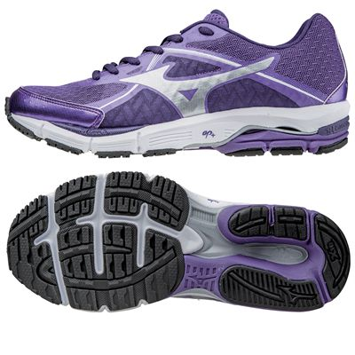Mizuno Wave Ultima 6 Ladies Running Shoes SS15