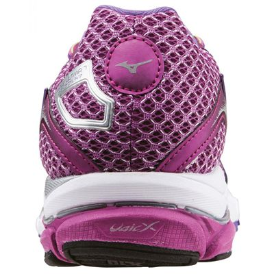 Mizuno Wave Ultima 7 Ladies Running Shoes - Back View