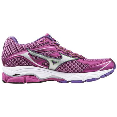 Mizuno Wave Ultima 7 Ladies Running Shoes - Side View