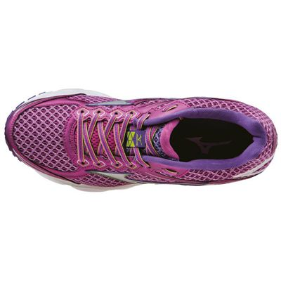 Mizuno Wave Ultima 7 Ladies Running Shoes - Top View