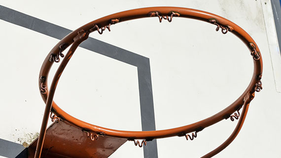BACKBOARDS AND RINGS
