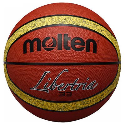 Molten 33 Libertria Indoor And Outdoor Basketball-Size 6
