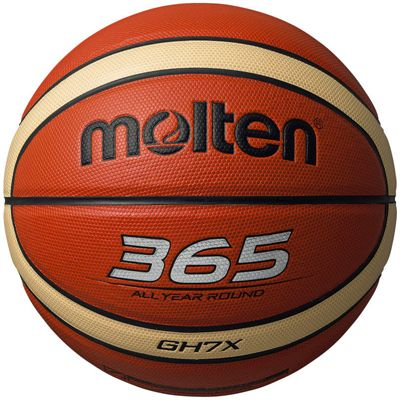 Molten 365 Indoor and Outdoor Basketball - Size 7